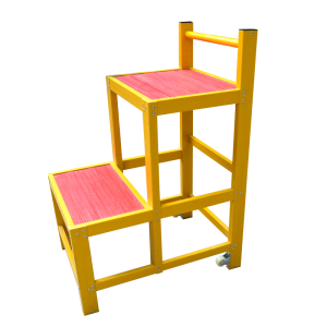 Special Fiberglass Ladder Stool