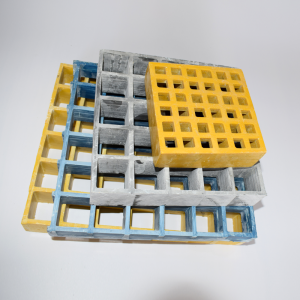 Manufacturers Sell Hot Corrosion-Resistant FRP Grating